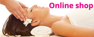 Online shop at Westover Beauty